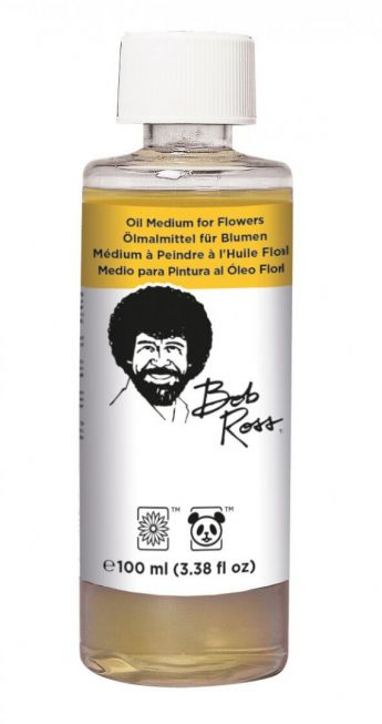 Bob Ross Oil Paint Medium