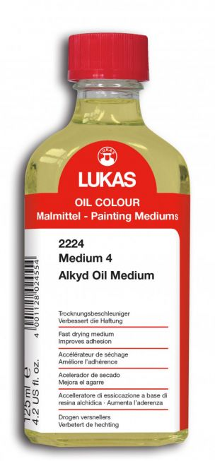 Lukas Medium 4 125 ml