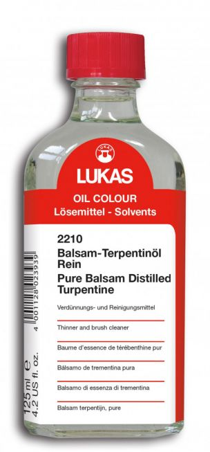 Pure Balsam Distilled Turpentine