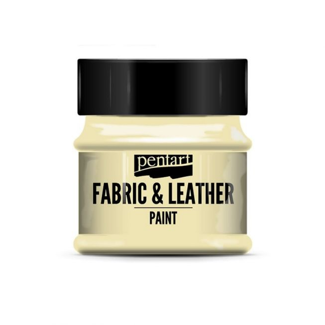 Fabric & Leather Paint 50ml